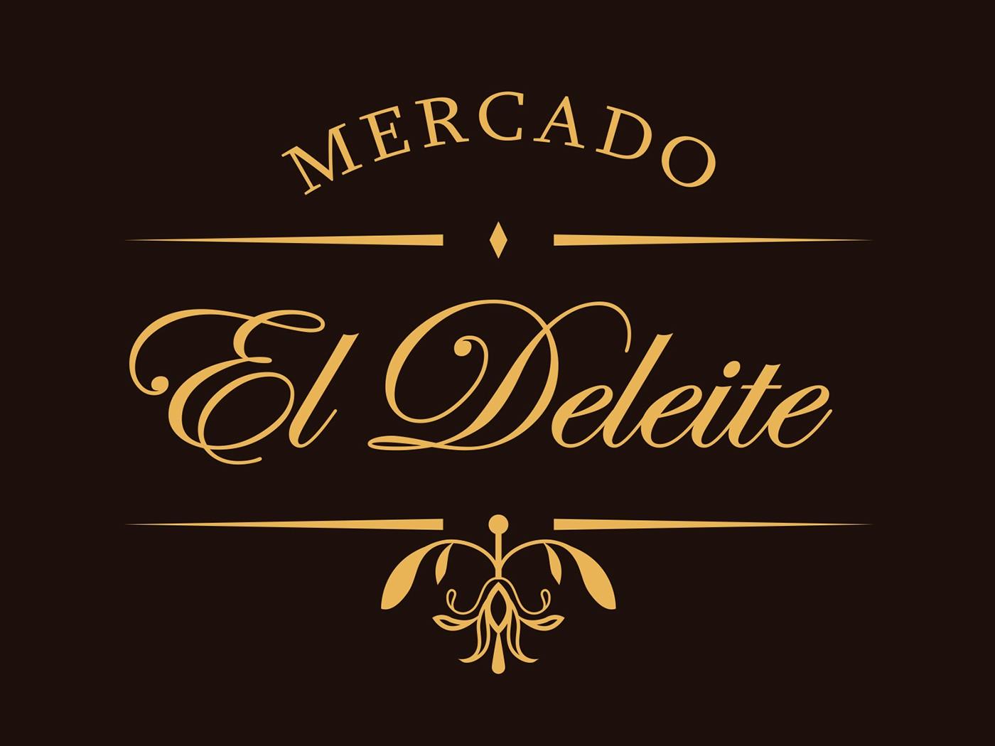 el deleite - Logo